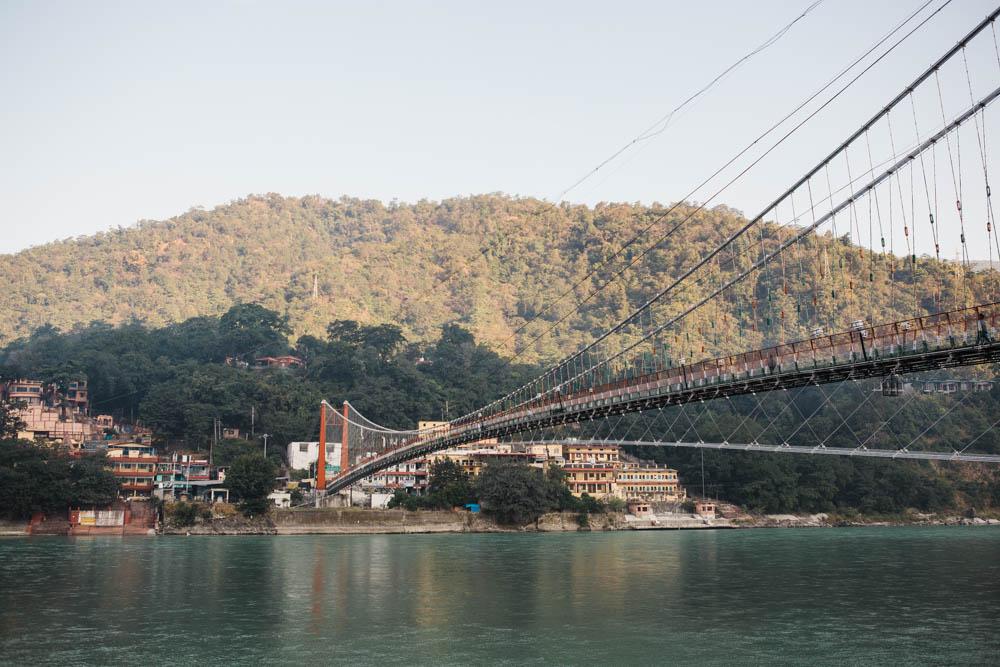CulturallyOurs Travel Retreat To HImalayas RIshikesh India Famous Ram Jhula