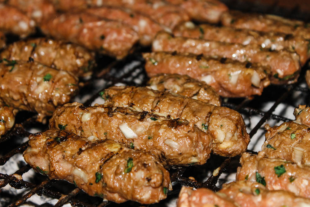 CulturallyOurs Food Guide From Kosovo Cevapi