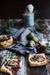 CulturallyOurs Winter Comfort Foods From Helsinki Finland Beetroot Savory Tart Recipe