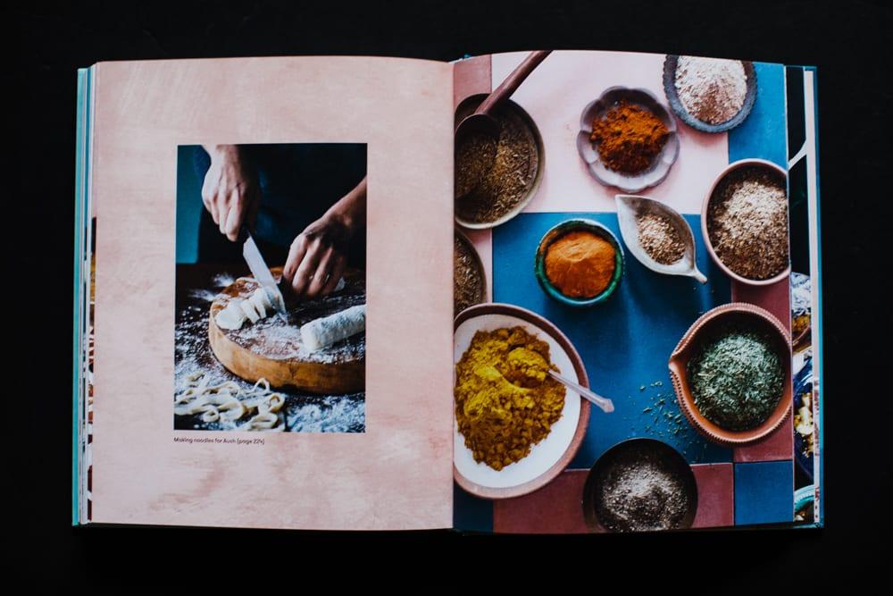 CulturallyOurs Ten Best International Cookbooks Of Recent Years Parwana Cookbook