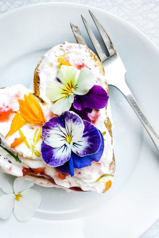 CulturallyOurs Five Edible Flowers To Use In Your Kitchen Pansy