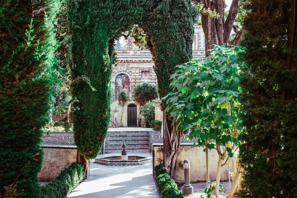 CulturallyOurs Travel Guide To Seville Spain Royal Palace