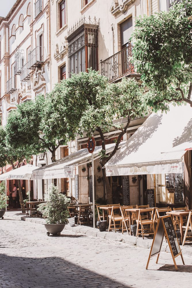 CulturallyOurs Travel Guide To Seville Spain Tapas Bars and Tapas Food