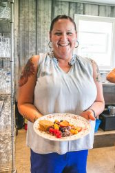 CulturallyOurs Indigenous Cuisine With Chef Elena TaylorCulturallyOurs Indigenous Cuisine With Chef Elena Taylor