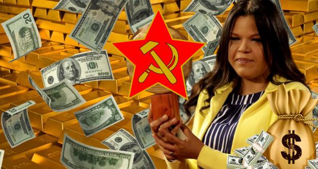 Socialism Works Just Fine: Hugo Chavez's Favorite Daughter Is Now The Richest Person in Venezuela commie billionaire 620x330