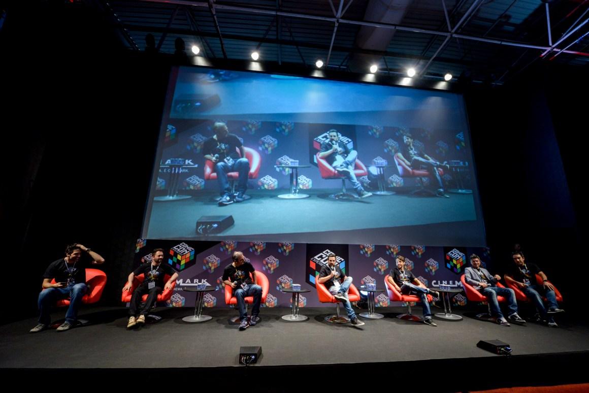 03/12/2015 – Auditório Cinemark, coletiva de imprensa da Comic Con Experience 2015 na São Paulo Expo em São Paulo, capital. Foto: Daniel Deak