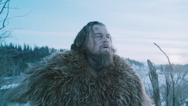 """Leonardo DiCaprio em mais uma indicação, agora pelo filme """"O Regresso"""" do diretor - que também está concorrendo a melhor diretor - Alejandro González."""