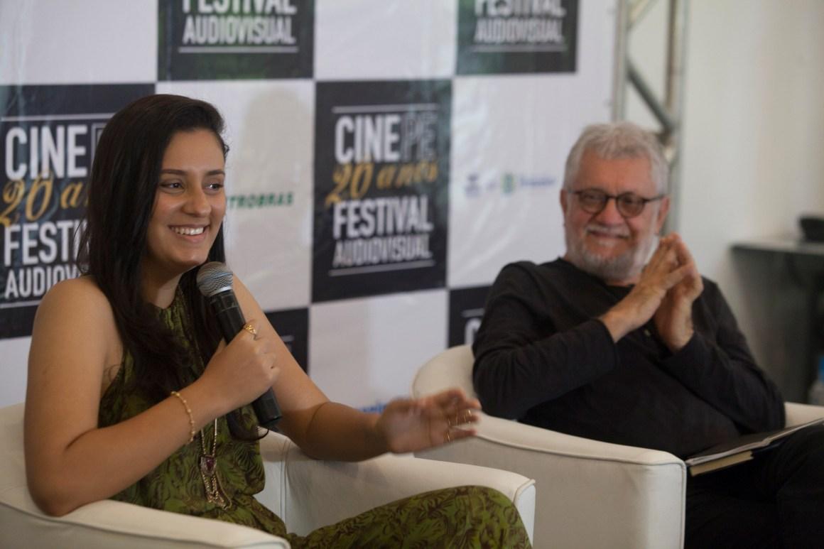 As coletivas do Cine PE tem entrada gratuita para o público e acontece no Hotel 7 Colinas em Olinda. Foto:Daniela Nader/Divulgação.
