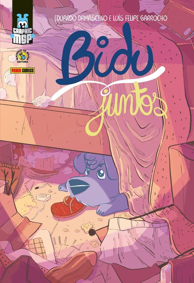 A capa (mais aguardada) do Bidu - Juntos.