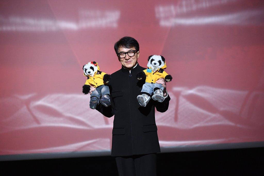 Jack Chan também recebe homenagem no Oscar 2017. Foto: AFP/Getty Images