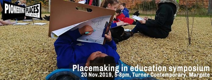 pioneering places placemaking education symposium 20 november 2019 turner contemporary margate