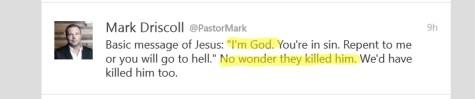 Message of Jesus
