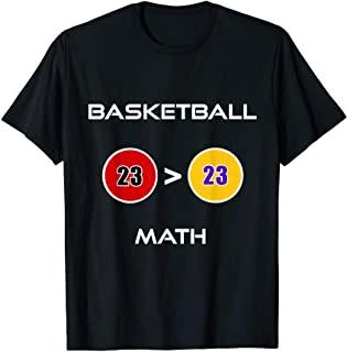 Jordan goat greater than Lebron basketball. Jordan Lebron or Jordan vs. Lebron goat basketball math design NBA
