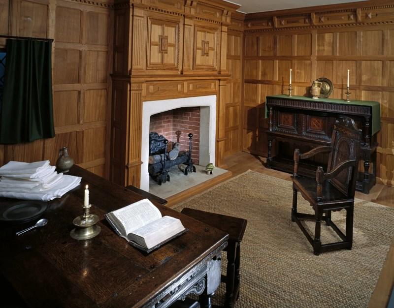 1630 Hall Geffrye Museum
