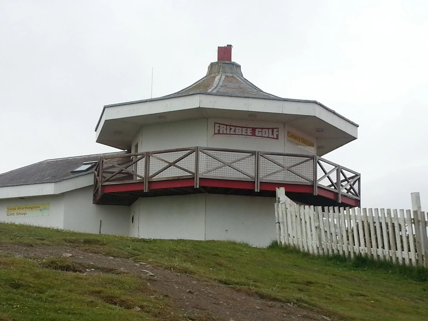Camera Obscura Constitution Hill Aberystwyth