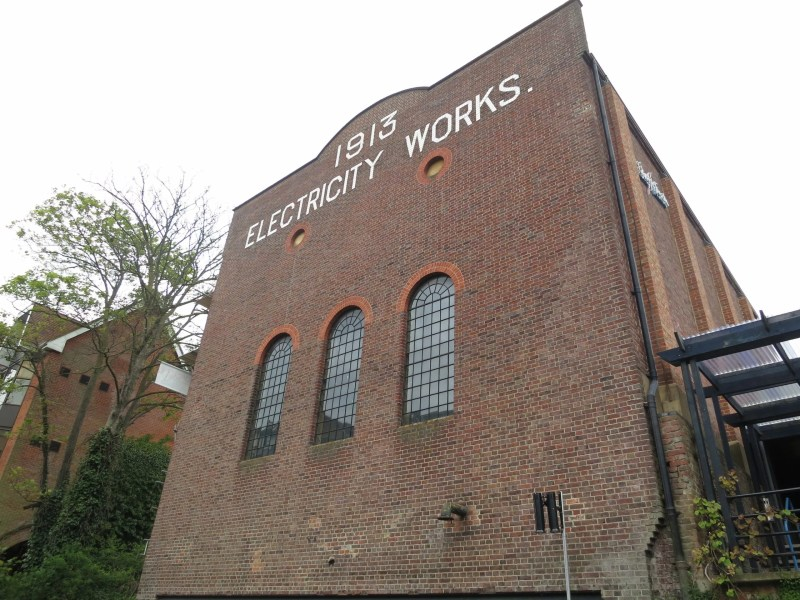 Electricity works Guildford