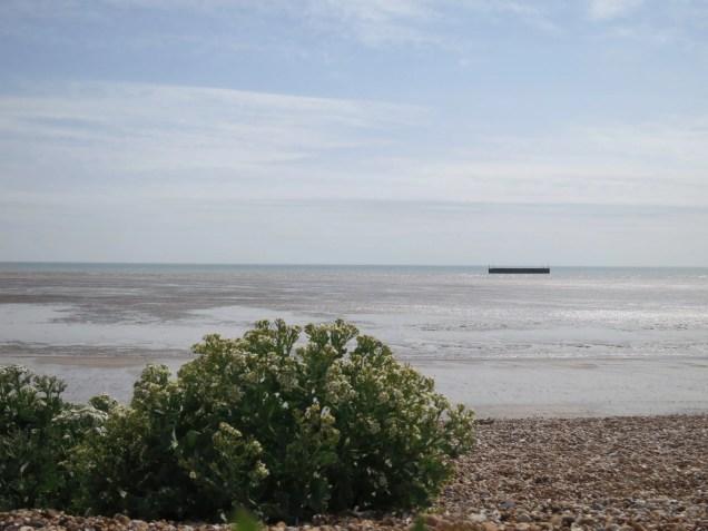 Mulberry Harbour, Littlestone, Romeny Bay