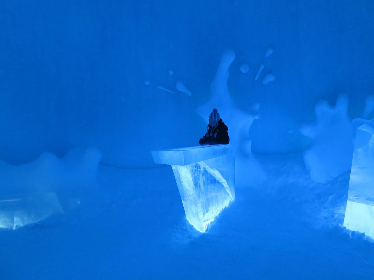 IceBar at the IceHotel Sweden