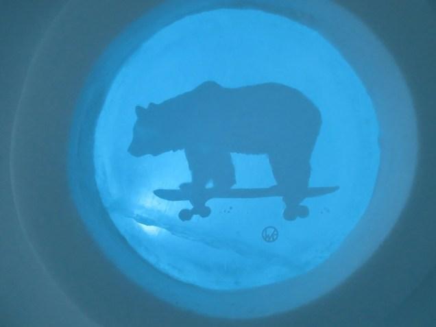 Polar Bear, IceHotel