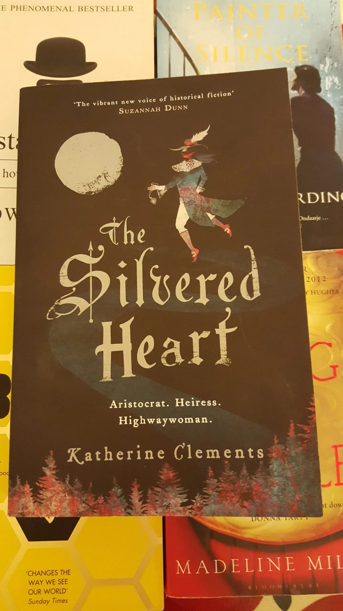Silvered Heart cover