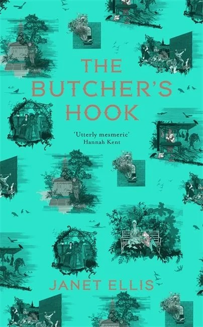 Butcher's Hook Janet Ellis Cover