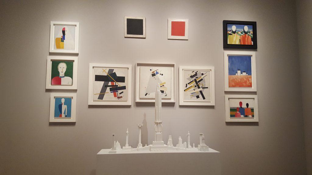Revolultion Russian Art