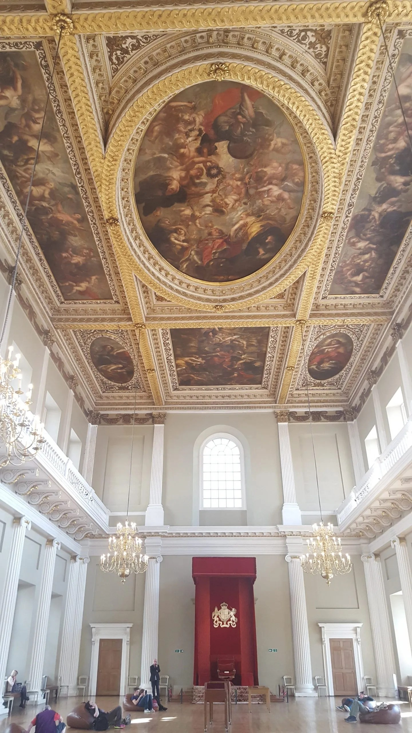 Banqueting House Rubens Ceiling