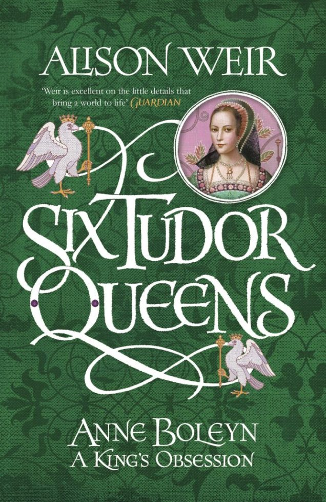 Anne Boleyn Alison Weir