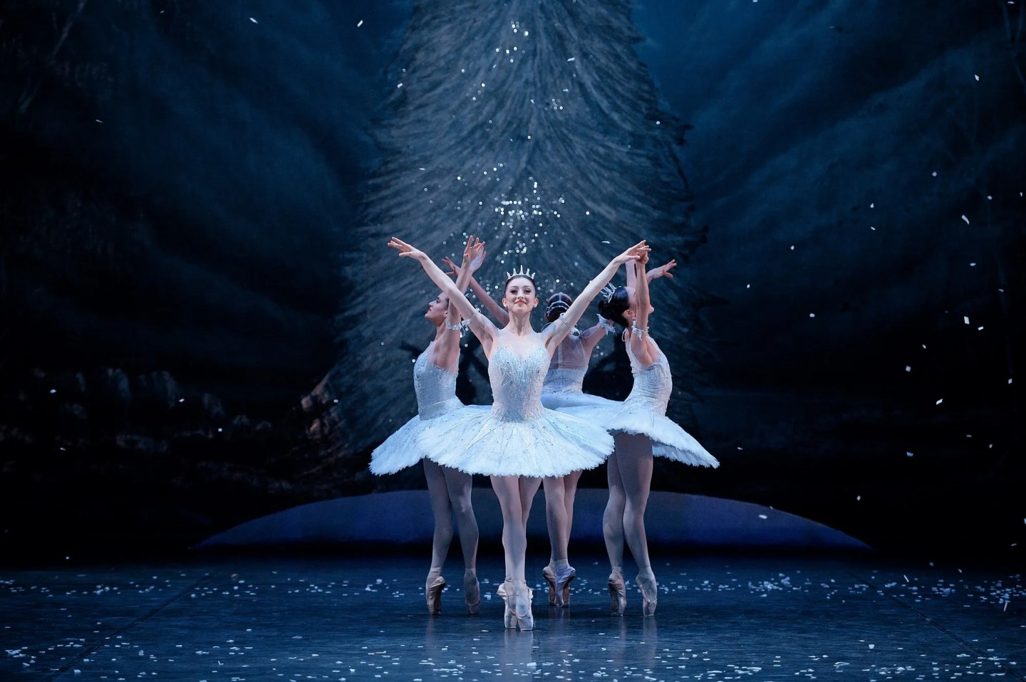 Nutcracker English National Ballet