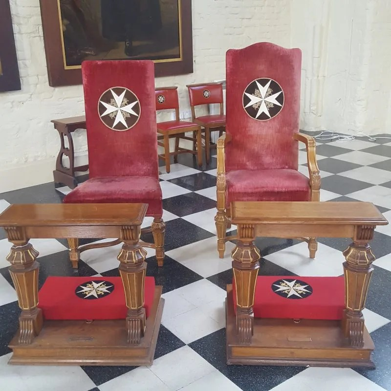 Order of St John chairs
