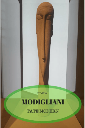 Review Modigliani Tate Modern