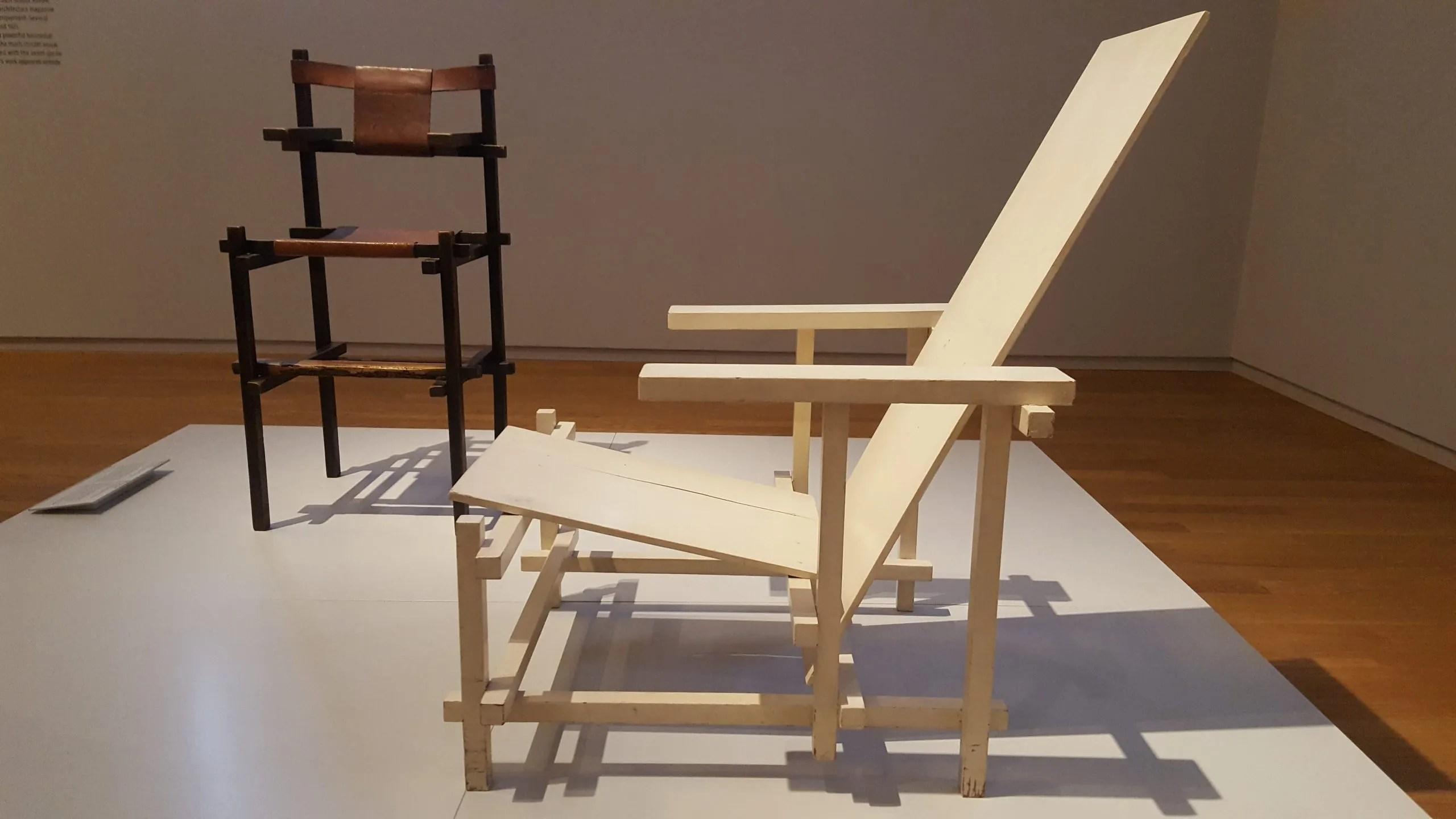 Gerrit Reitveld Chair De Stijl