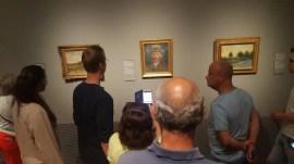 Vincent Van Gogh self portrait rijksmuseum