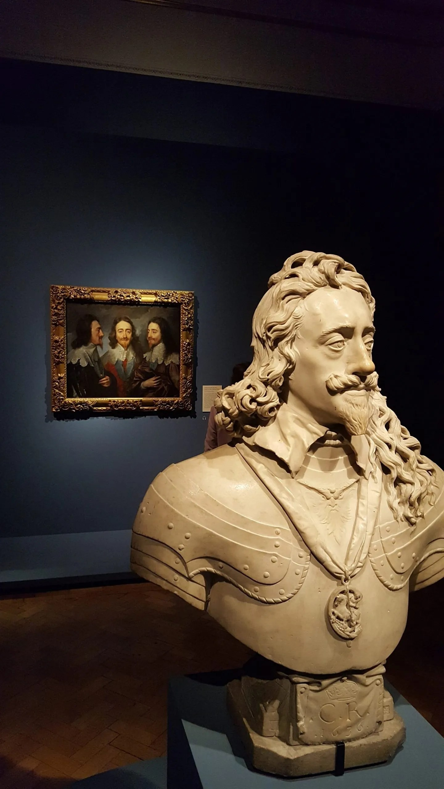 Regicide, Restoration and Royal Art and Power
