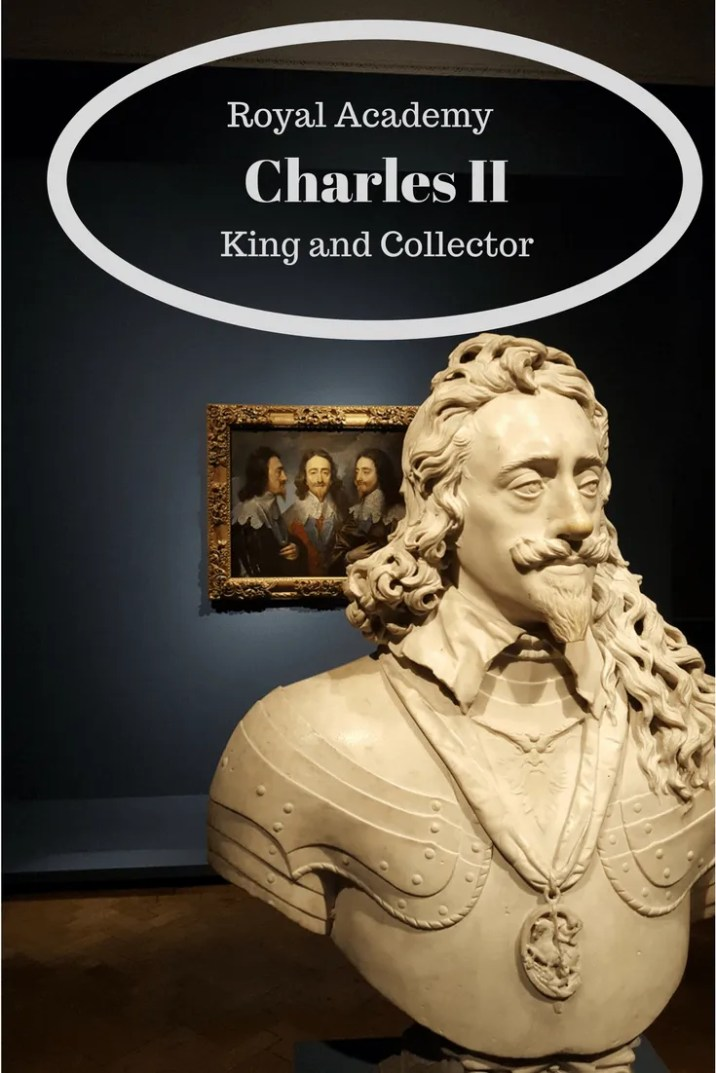 Charles II King and Collector