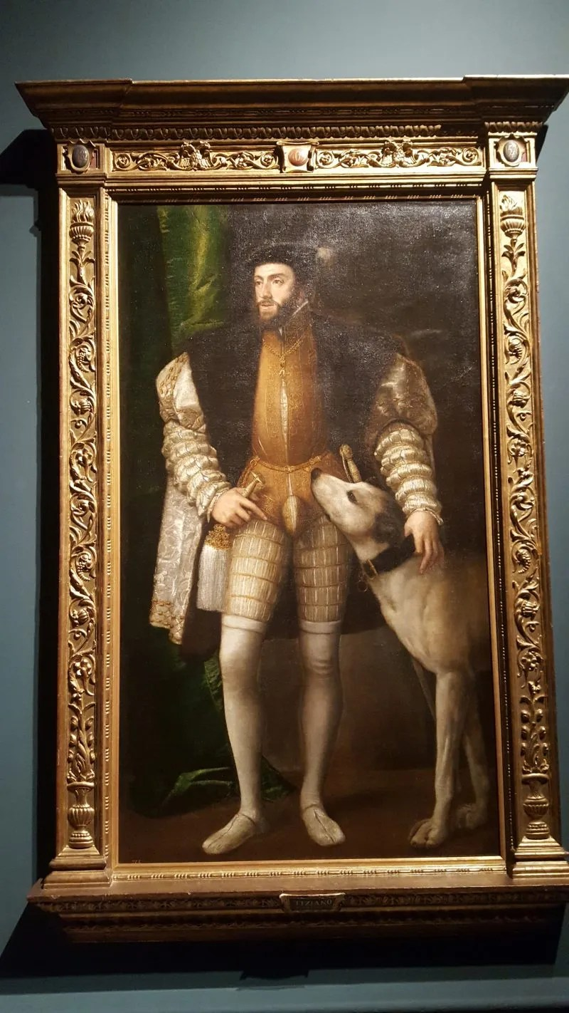Charles I King and Collector