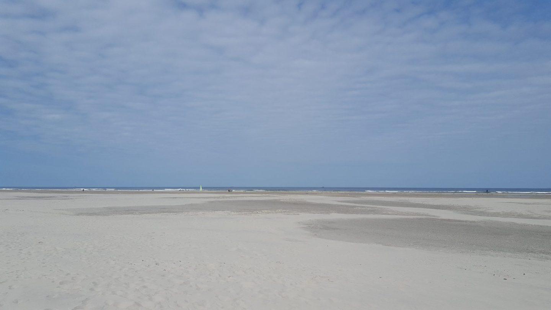 sandy beach holland