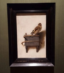 Goldfinch Mauritshuis