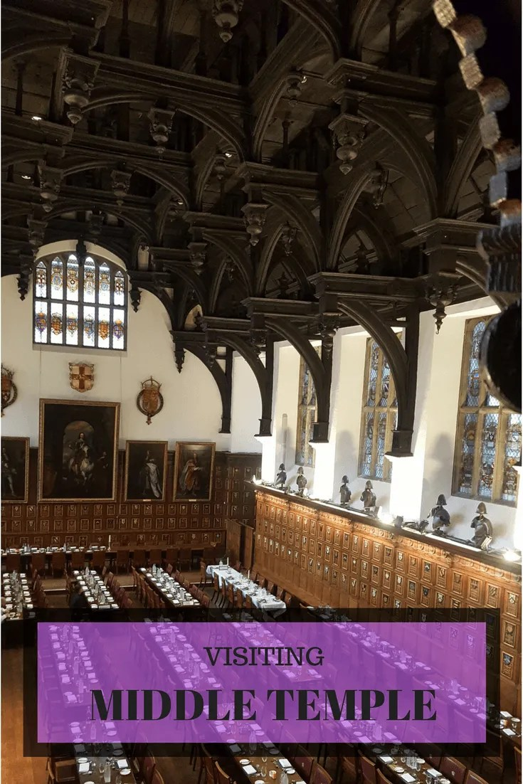 Visiting Middle Temple