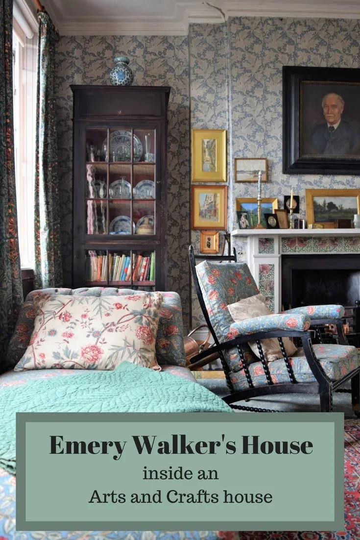 Emery Walker's House – an Arts and Crafts treasure house