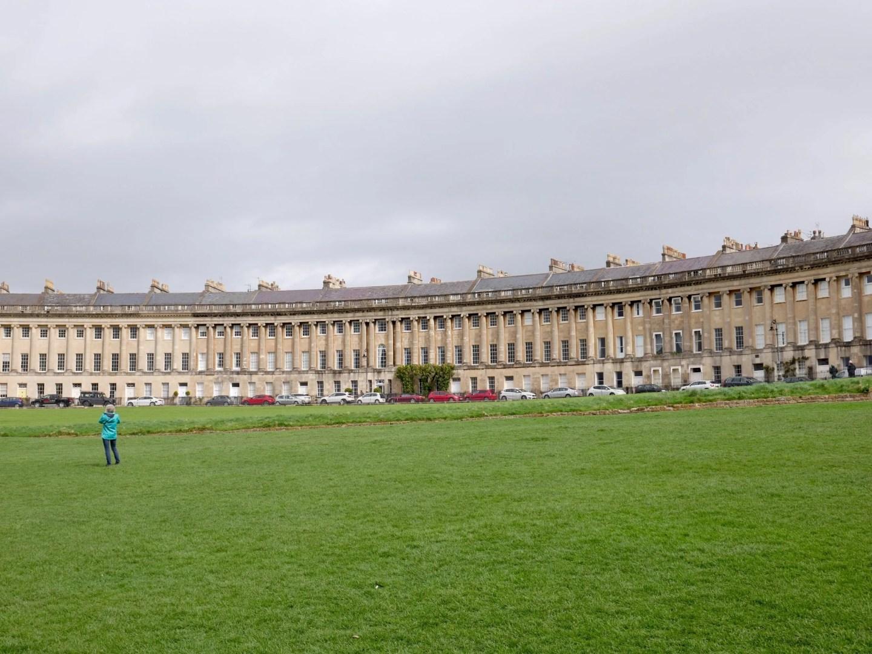 Royal Cresent Bath