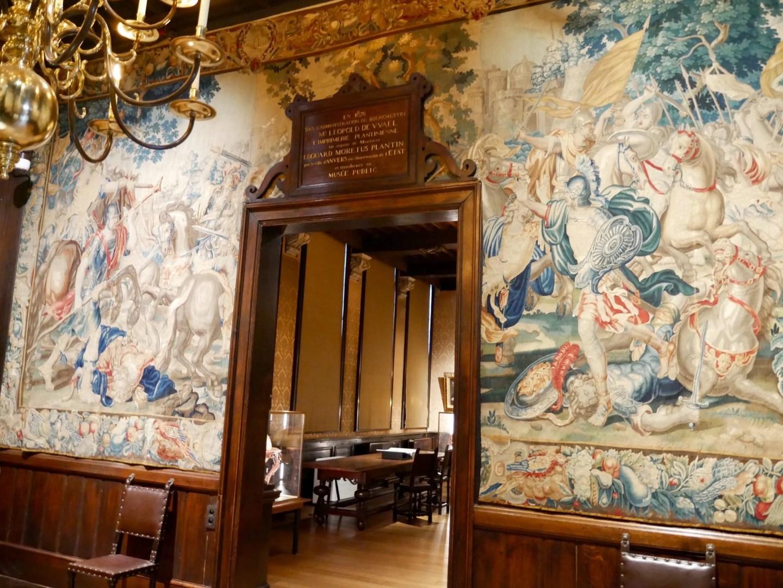 Museum Plantin-Moretus Antwerp
