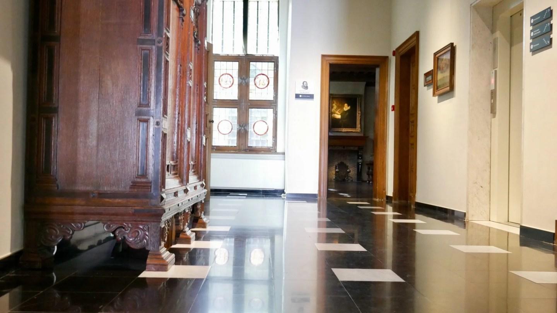 Snijders Rockox House interior Antwerp
