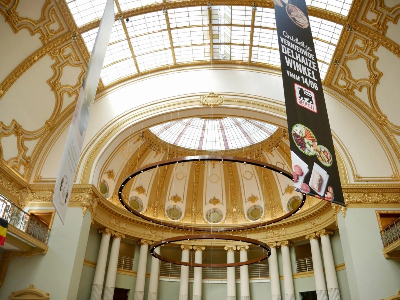 Stadsfeestzaal Shopping Centre Antwerp