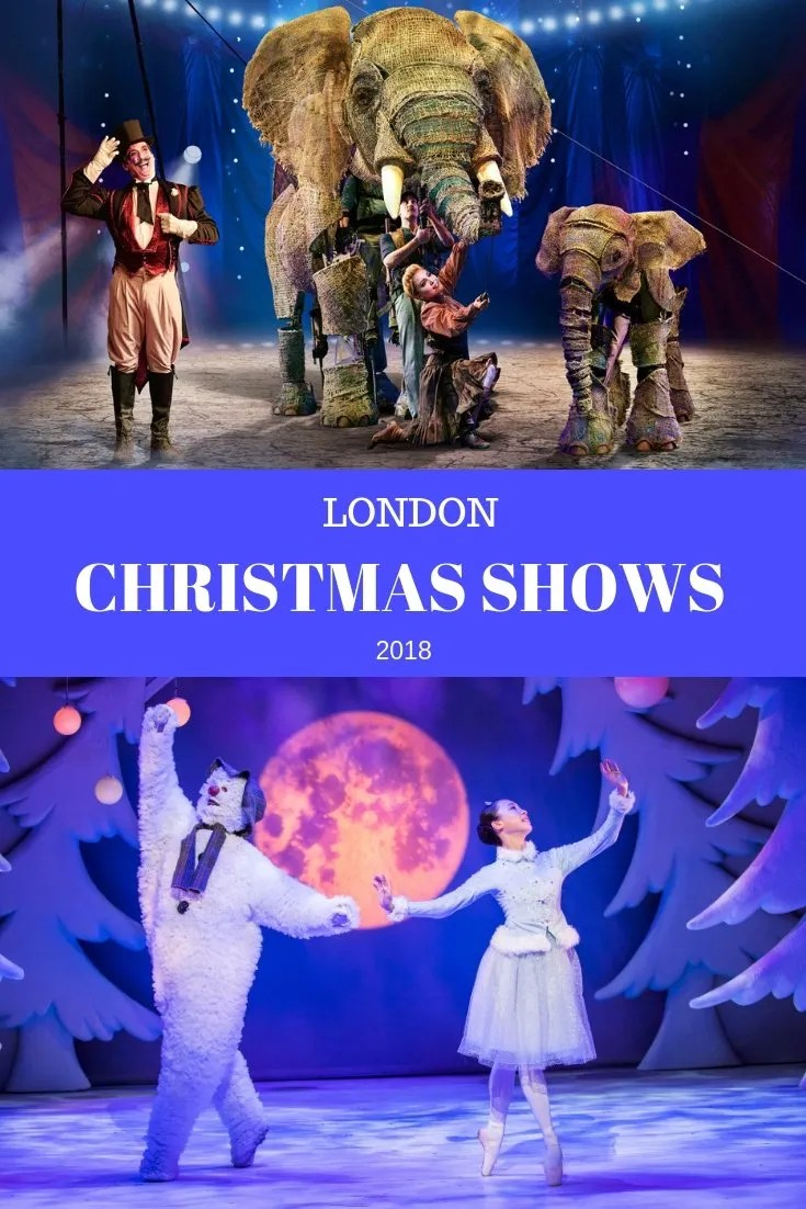 London Christmas Shows 2018