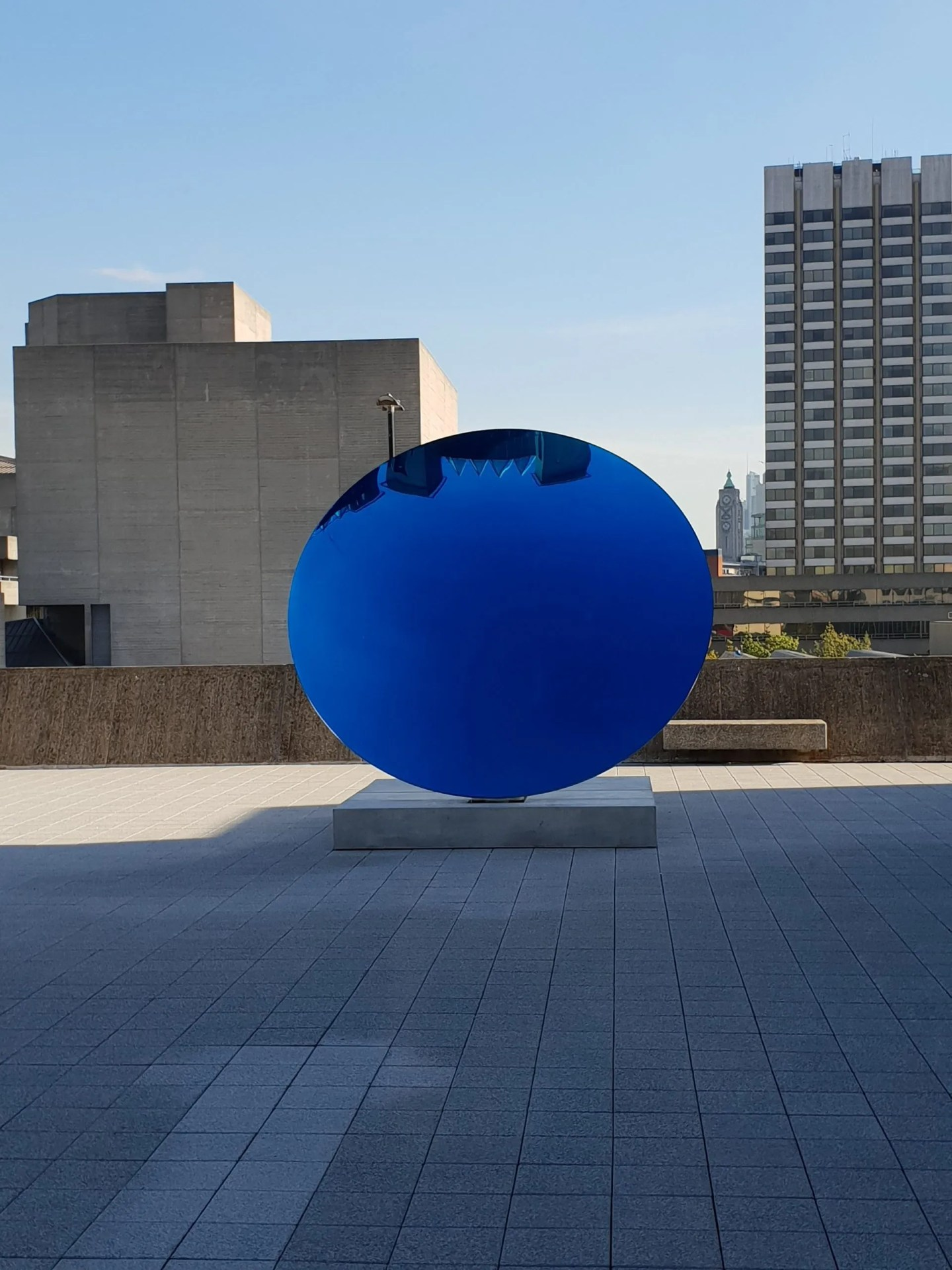 Sky Mirror Anish Kapoor