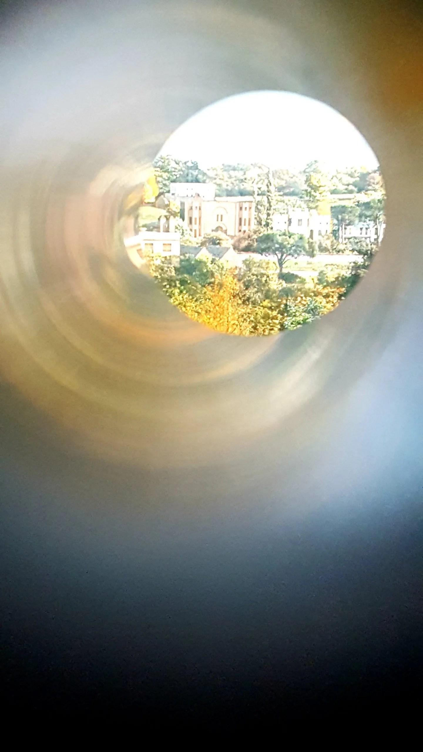 Turner Telescope view