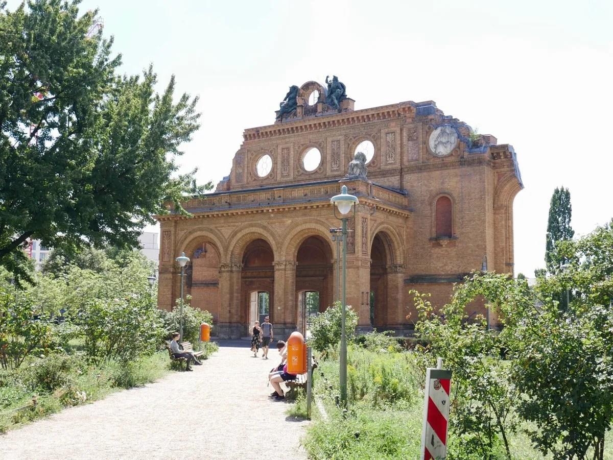 Anhalter Station Berlin