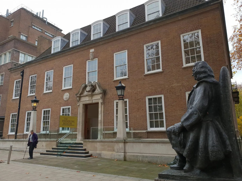 Foundling Museum exterior