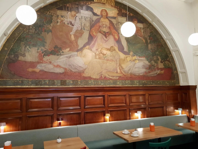 Royal Academy Cafe